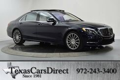 2016 Mercedes-Benz S-Class S550 SPORT Dallas TX