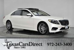 2014 Mercedes-Benz S-Class S550 SPORT 4MATIC Dallas TX