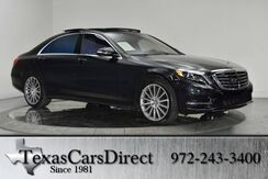2015 Mercedes-Benz S-Class S550 SPORT 4MATIC Dallas TX