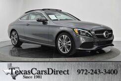 2017 Mercedes-Benz C-Class C300 COUPE PREMIUM Dallas TX