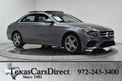 2017 Mercedes-Benz E-Class E300 SPORT 4MATIC Dallas TX