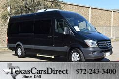 2015 Mercedes-Benz Sprinter Passenger Vans 2500 HI-ROOF 170 WB Dallas TX