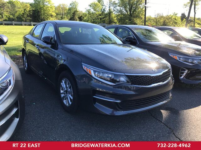 2017 Kia Optima LX FWD  Driver Convenience Package Carpeted