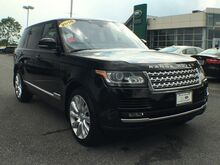 2016 Land Rover Range Rover Supercharged Clarksville MD