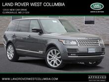 2015 Land Rover Range Rover Supercharged LWB Clarksville MD
