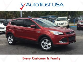Ford Escape SE 1 Owner Clean Carfax Backup Cam 2014