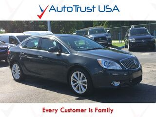 Buick Verano Clean Carfax Leather Backup Cam Remote Start Conv Pkg 2014