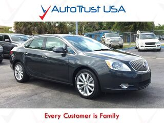 Buick Verano Clean Carfax Leather Backup Cam Low Miles Mp3 Bluetooth 2014