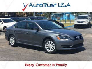 Volkswagen Passat S Clean Bluetooth Mp3 Low Miles 2013