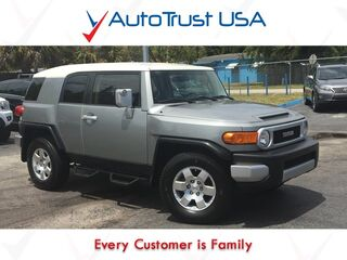 Toyota FJ Cruiser Clean Carfax Leather Aux Input Conv Pkg 2010