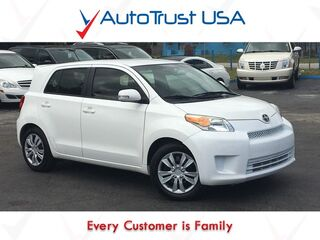 Scion xD Low Miles Bluetooth Mp3 Gas Saver 2012
