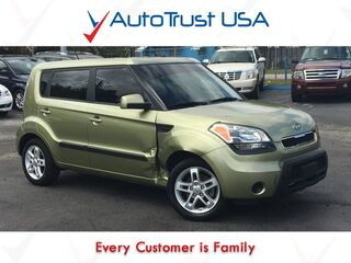 Kia Soul + Low Miles Mp3 Bluetooth - Value Lot 2011