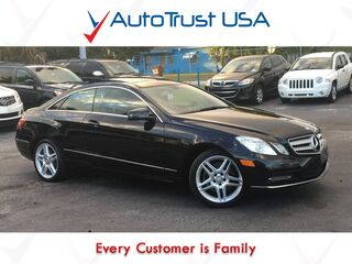Mercedes-Benz E-Class E350 1 Owner Clean Carfax Pano Roof Nav Fully Loaded 2013