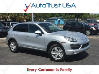 Porsche Cayenne S 1 Owner Nav Sunroof Bose Park Sensors AWD Fully Loaded 2011