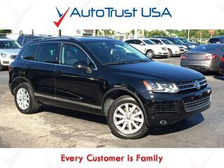 Volkswagen Touareg Sport Nav Backup Cam Low Miles Loaded 2011