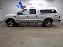 Ford Super Duty F-250 Lariat 4WD FX4 6.0 Diesel Crew Leather Camper New Tires 2004