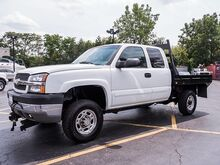 2003 Chevrolet Silverado 2500HD LT Flat Bed Truck Chicago IL