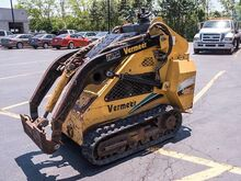 2006 Vermeer S600TX Mini Compact Track Loader Chicago IL