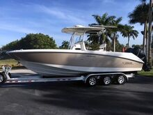 2007 Boston Whaler 270 Outrage Boat Chicago IL