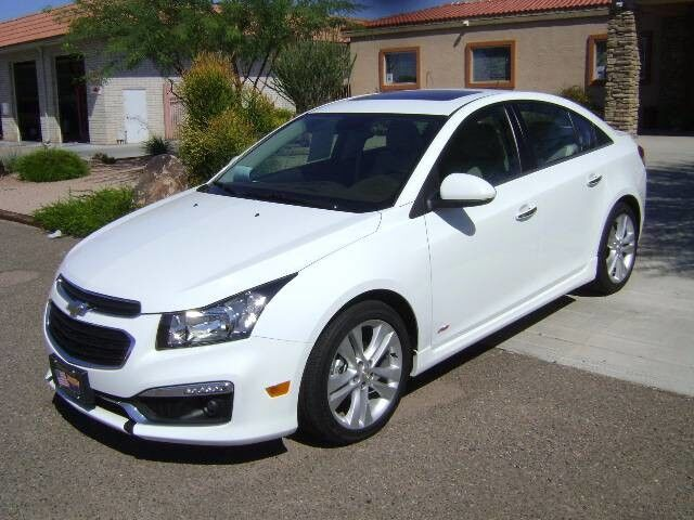 2015 Chevrolet Cruze LTZ REDUCED Apache Junction AZ