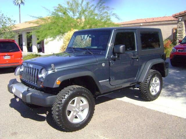 2007 Jeep Wrangler X REDUCED Apache Junction AZ