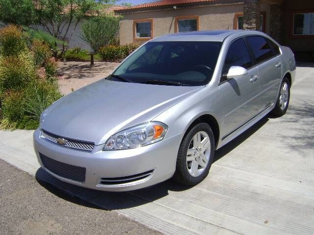 2012 Chevrolet Impala LT Fleet Apache Junction AZ