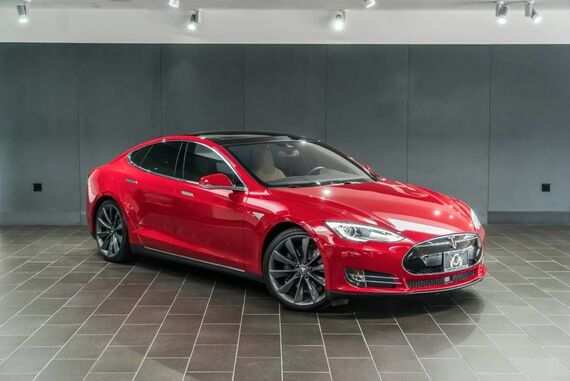 2015 Tesla Model S 70D Beverly Hills CA