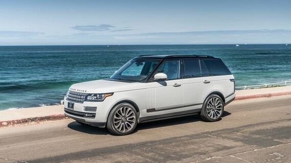 2014 Land Rover Range Rover Supercharged Autobiography Supercharged Autobiography Beverly Hills CA