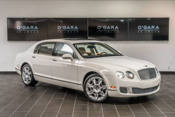 2012 Bentley Continental Flying Spur Speed Beverly Hills CA