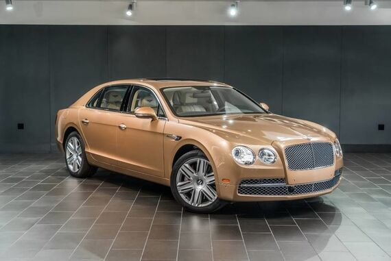 2016 Bentley Flying Spur W12 Beverly Hills CA