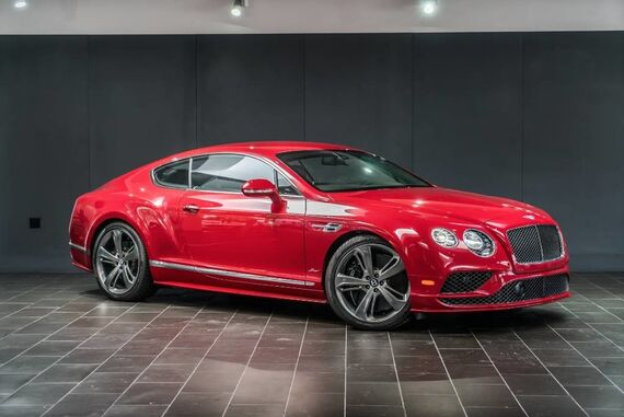 2016 Bentley Continental GT Speed 2dr Coupe Beverly Hills CA