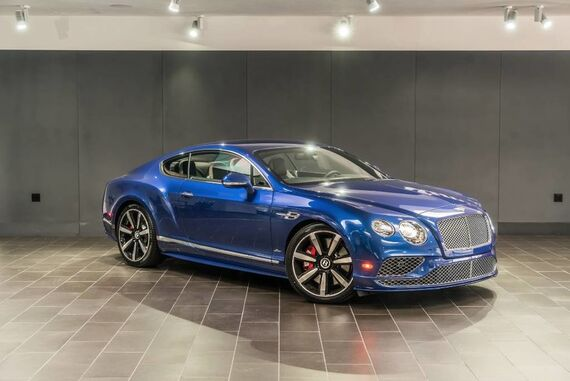 2017 Bentley Continental GT Speed 2dr Coupe Beverly Hills CA