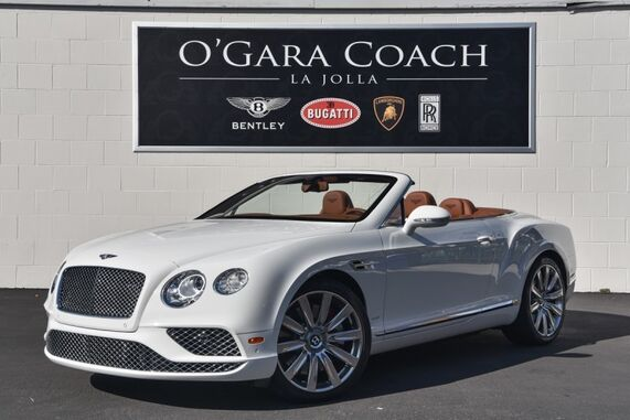 2016 Bentley Continental GT Convertible 2dr Convertible Beverly Hills CA