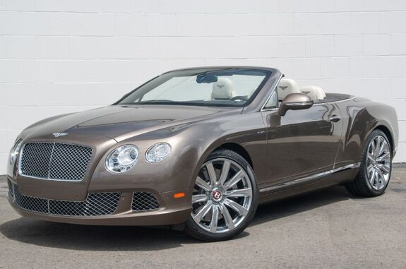 2015 Bentley Continental GT Convertible 2dr Convertible Beverly Hills CA