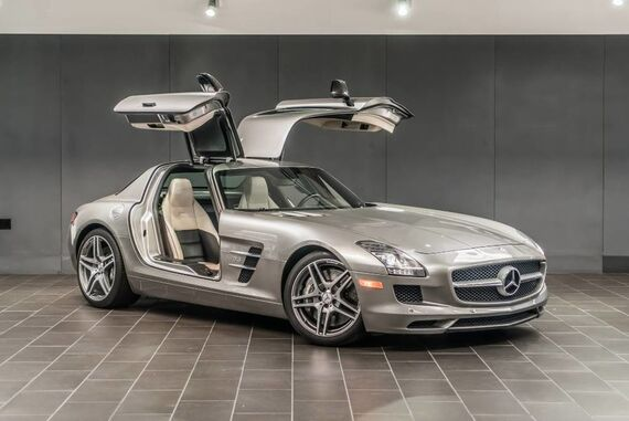 2011 Mercedes-Benz SLS AMG 2dr Coupe Beverly Hills CA