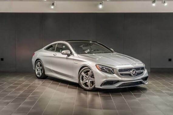 2015 Mercedes-Benz S-Class S63 AMG 2dr Coupe Beverly Hills CA