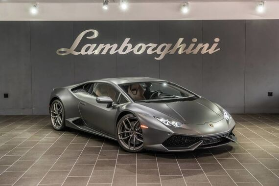 2015 Lamborghini Huracan 2dr Coupe Beverly Hills CA