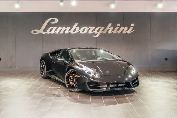 2017 Lamborghini Huracan 2dr Coupe Beverly Hills CA