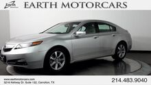 2012 Acura TL CARFAX CERTIFIED 1 OWNER, ROOF, LEATHER, SERVICED, CLEAN! Carrollton TX