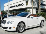2009 Bentley Continental GT Speed Palm Beach FL
