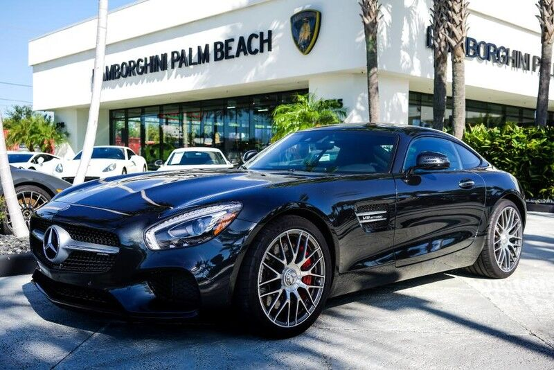 2016 mercedes benz amg gt s west palm beach fl 14478496 for Palm beach mercedes benz