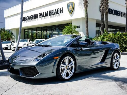 Lamborghini Gallardo Spyder 2010