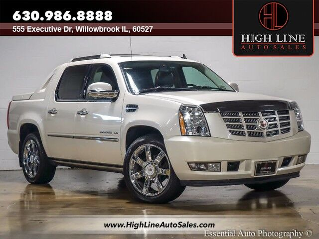 2010 Cadillac Escalade EXT Luxury Willowbrook IL