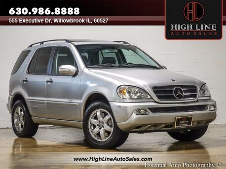2004 Mercedes-Benz M-Class 5.0L Willowbrook IL