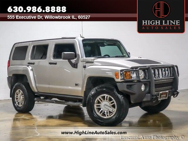 2007 HUMMER H3 SUV Willowbrook IL