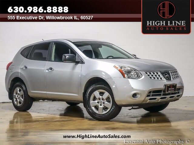 2010 Nissan Rogue S Krom Edition Willowbrook IL