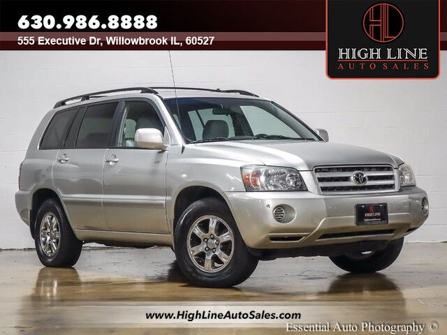 2004 Toyota Highlander  Willowbrook IL