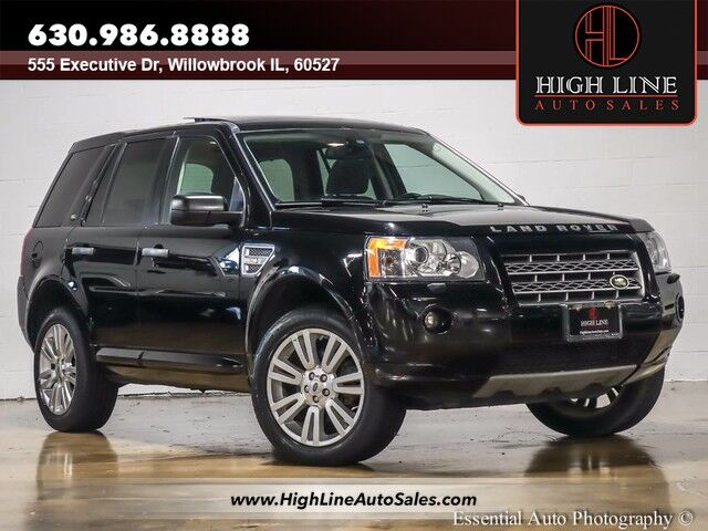 2010 Land Rover LR2 HSE Willowbrook IL