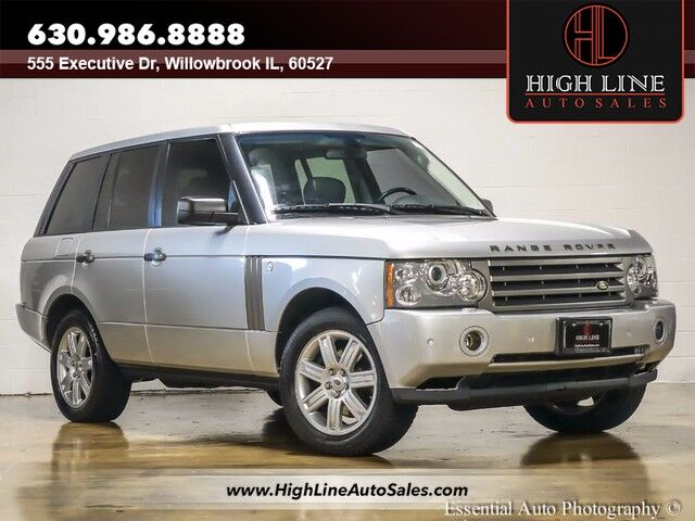 2006 Land Rover Range Rover HSE Willowbrook IL