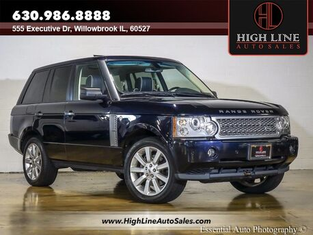 2008 Land Rover Range Rover SC Willowbrook IL